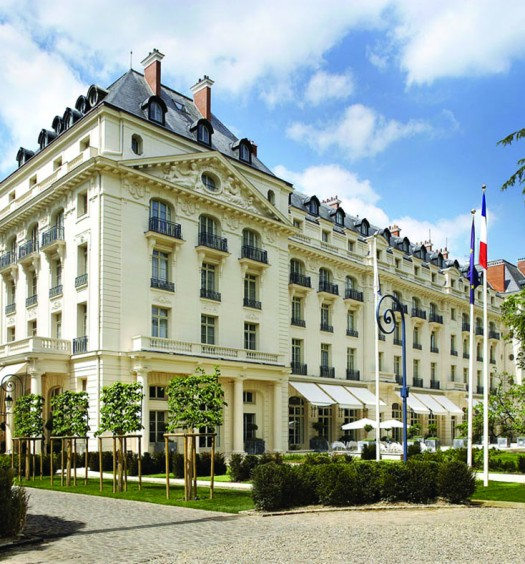 Welcome to the Trianon Palace Versailles, Waldorf Astoria Collection