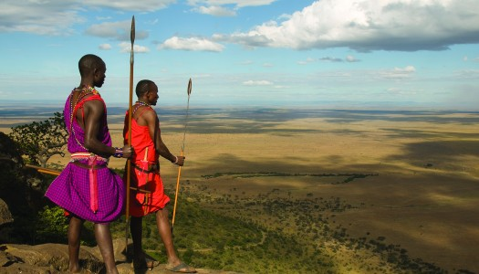 Masai Mara Wilderness Lodge will be at Connections Luxury