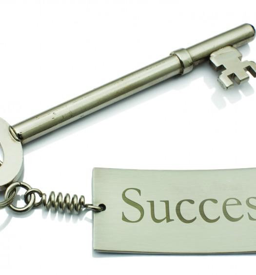 iStock Success key