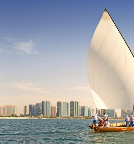Abu Dhabi Cornich 2