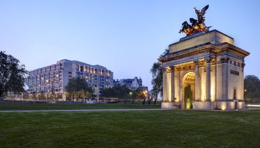 The InterContinental Park Lane London comes to Connections Luxury