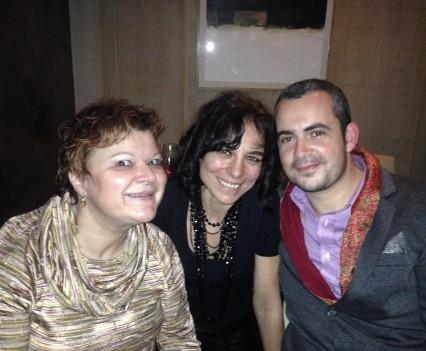 Ines Dlugos - Conrad & Waldorf Astoria, Micaela Giacobbe - Connections Luxury, Marc Mekki - Platinum Private Journeys