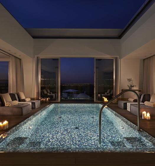 Roof garden suite Conrad Algarve