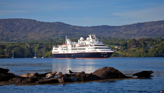 Luxury travel aboard Silversea Cruises makes for the adventure of a lifetime