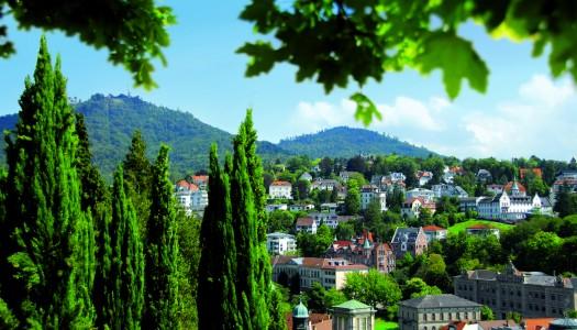 Baden-Baden, a perfect wellness retreat