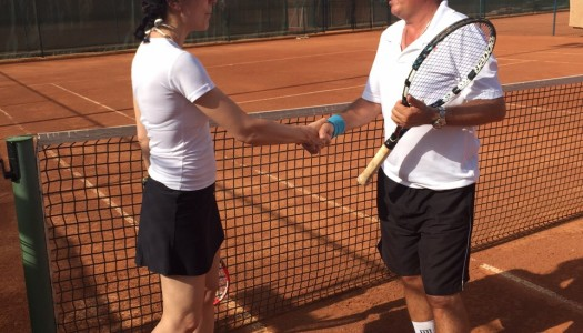 Anyone for Tennis at Verdura Resort?