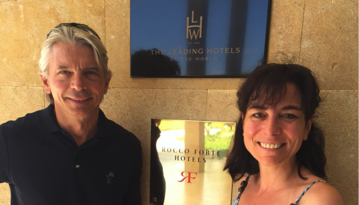 Thanks to Ivan Artolli from Rocco Forte's Verdura Resort