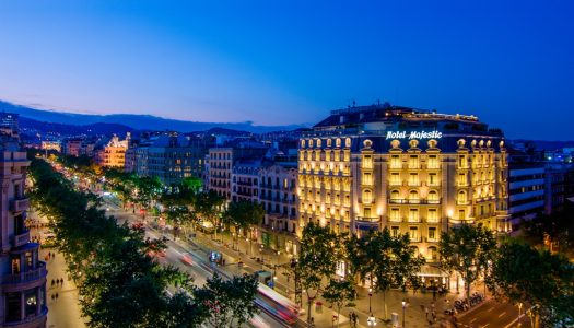 The Majestic Hotel & Spa Barcelona has everything discerning business clients desire in a 5 star environment