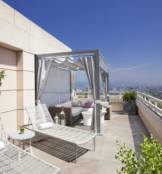 Terrace Shot