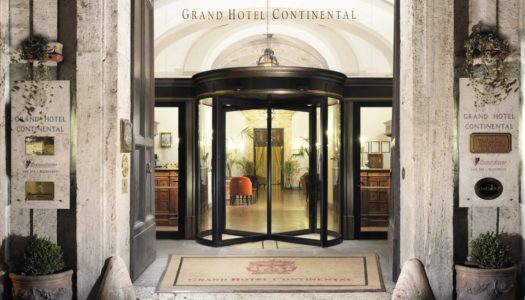 'A historic palace combined with modern comforts'