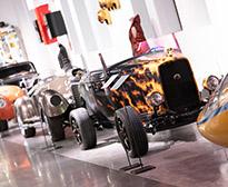 Closing Dinner at Museo Automovilístico de Málaga