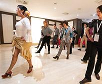 Flamenco Dancing at Gran Hotel Miramar