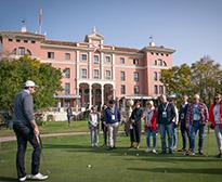 Golf Taster at Villa Padierna Palace Hotel