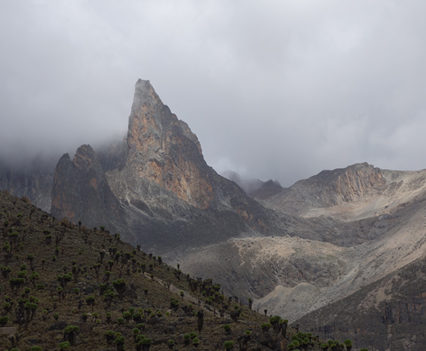 Mt Kenya, George Bullard