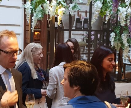 Connections Social at the Rosewood London