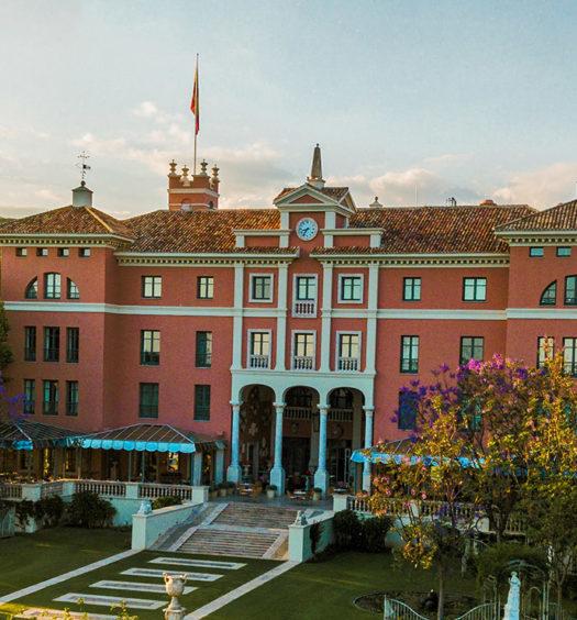 Anantara Villa Padierna Palace Hotel Banner