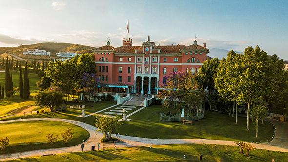 Anantara Villa Padierna Palace Hotel, Marbella