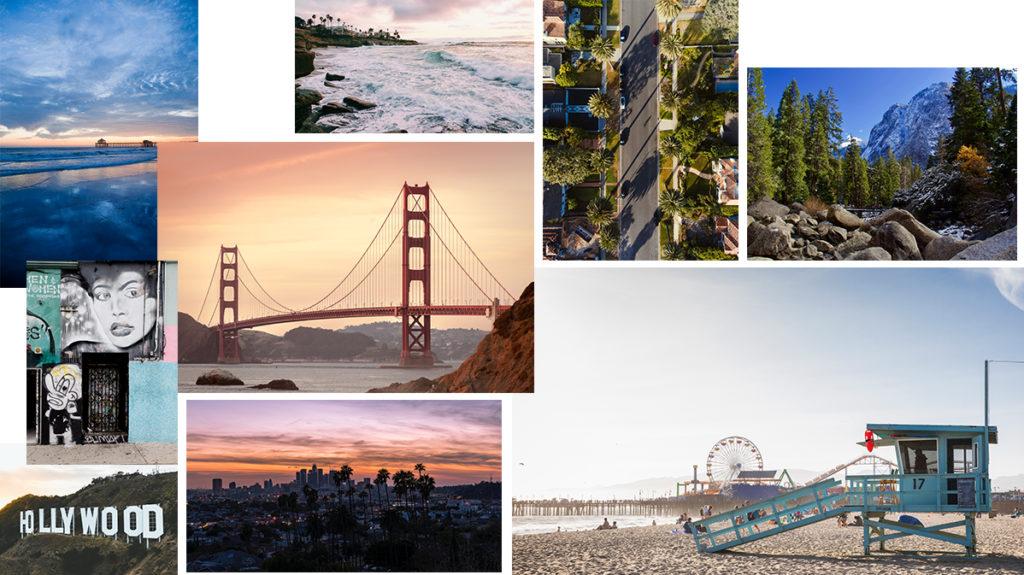 California destinations