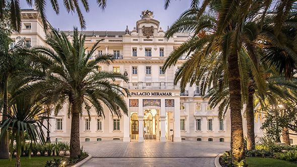 Gran Hotel Miramar, Malaga