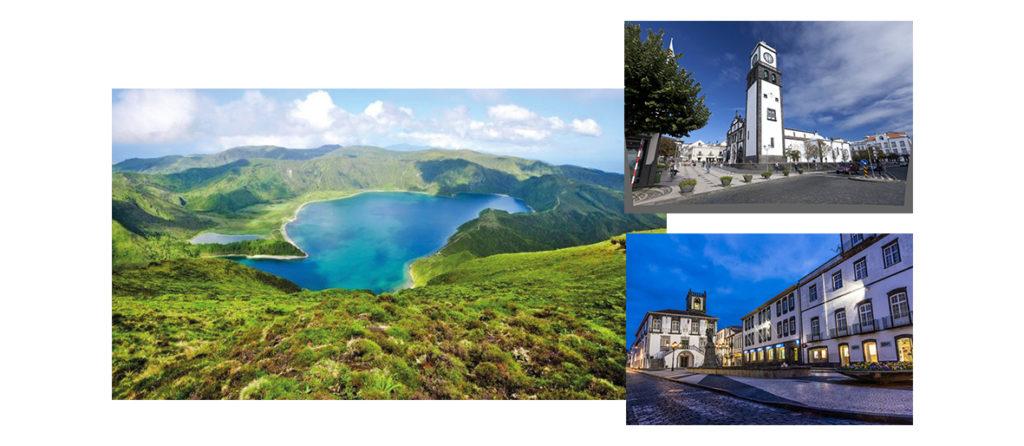 Sete Cidades & Ponta Delgada