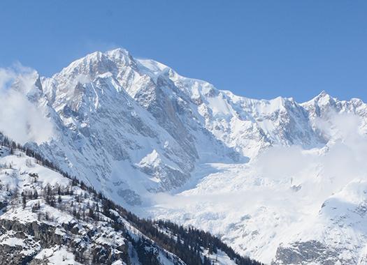 Courmayeur mountains