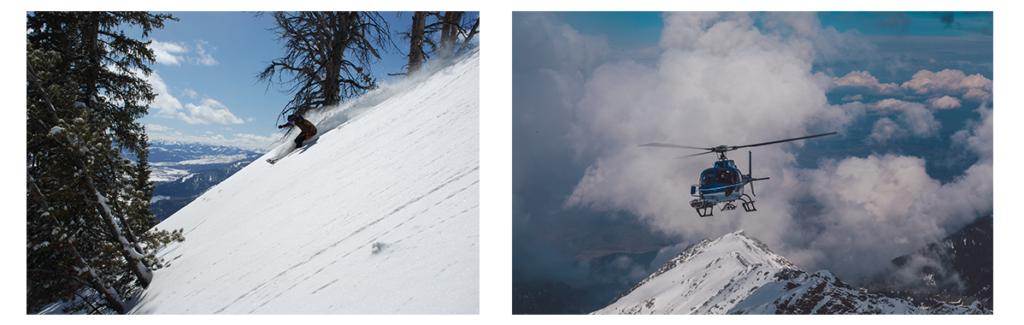 Courmayeur - skiing and heli-skiing