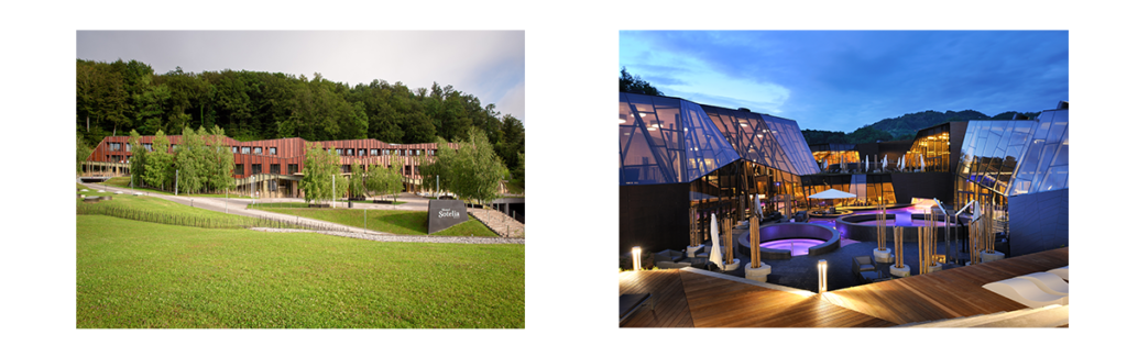 Slovenia - Terme Olimia Resort