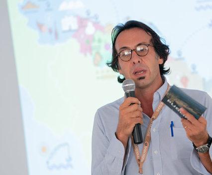 Alfredo De Liguori of Pugliapromozione