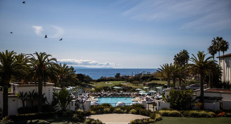 The Visit California Luxury Forum in Dana Point, California, March 8, 2020.