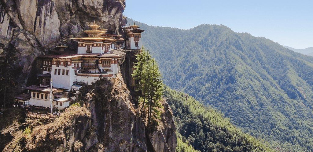 Architecture-Bhutan