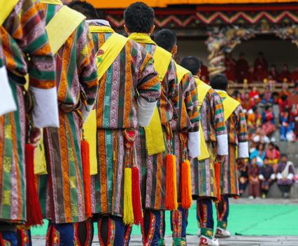 Ceremony-Bhutan