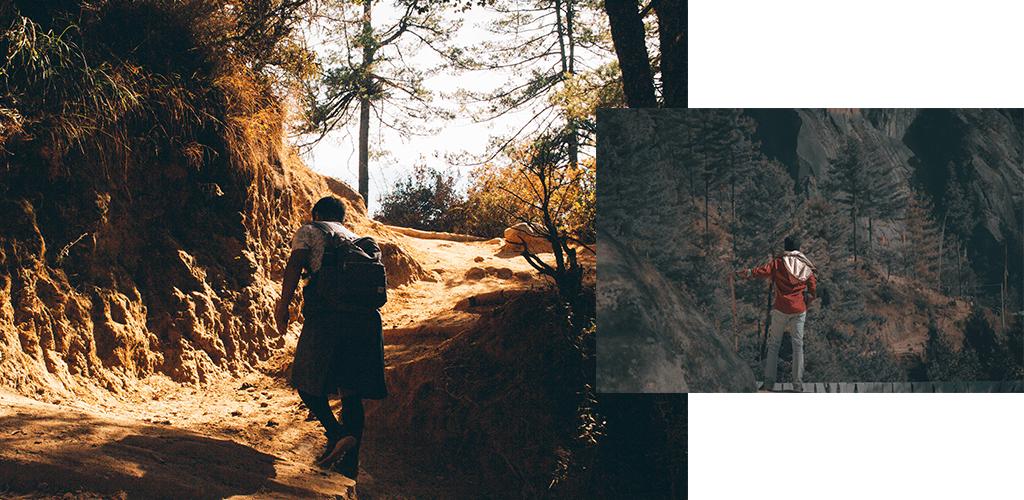 Hiking-Bhutan