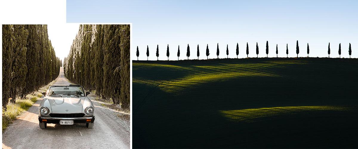 Self Drive Italy