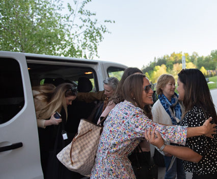 Arrivals with Luxury Slovenia DMC