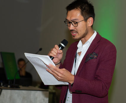 Shigeki Urier, 7Pines Resort Ibiza presenting in the roundtable discussion