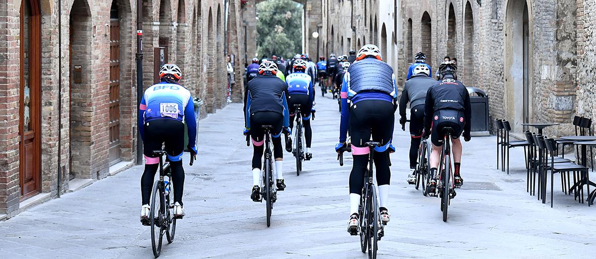 Stage 2 of the Giro E